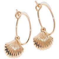 Montres & Bijoux Femme Boucles d'oreilles Mes-Bijoux.fr Boucles d'oreilles doré Doré