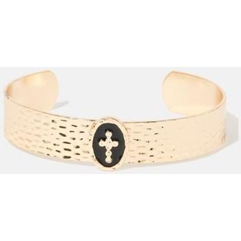Montres & Bijoux Femme Bracelets Mes-Bijoux.fr Bracelet doré et email Doré