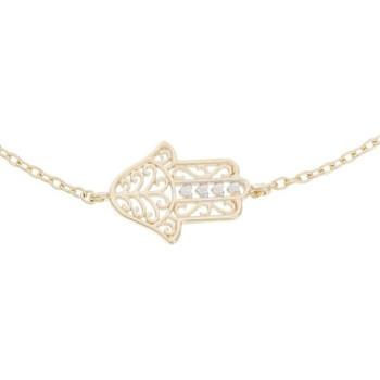 Montres & Bijoux Femme Bracelets Mes-Bijoux.fr Bracelet Or jaune 375/1000 Doré