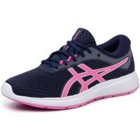 Chaussures Femme Running / trail Asics PATRIOT 11 Bleu
