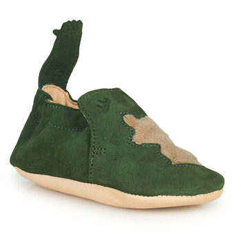 Chaussures Enfant Chaussons Easy Peasy BLUMOO RENARD MOU SAPIN MOU/CUIR