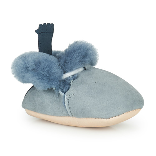 Chaussures Enfant Chaussons Easy Peasy MINIMOO MOU DENIM MOU/CUIR