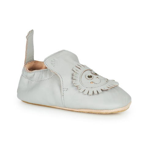 Chaussures Enfant Chaussons Easy Peasy BLUBLU LION MOU PLUME MOU/PATIN
