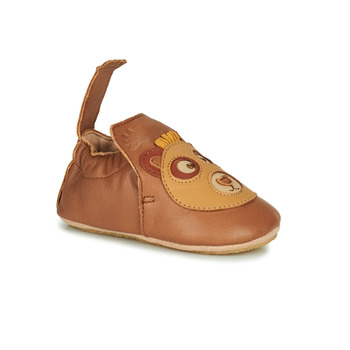 Chaussures Enfant Chaussons Easy Peasy BLUBLU OURS MOU CAMEL MOU/PATIN