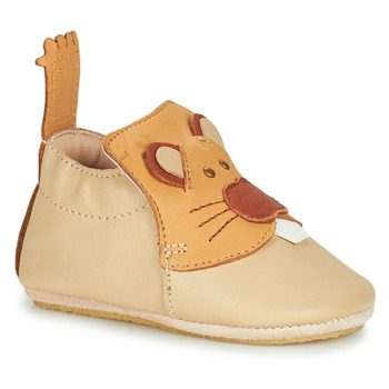 Chaussures Enfant Chaussons Easy Peasy BLUBLU CASTOR MOU WARM SAND MOU/PATIN