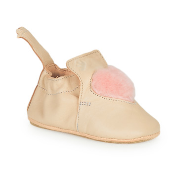 Chaussures Enfant Chaussons Easy Peasy BLUBLU COEUR MOU SAND SHELL MOU/PATIN