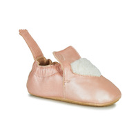 Chaussures Enfant Chaussons Easy Peasy BLUBLU COEUR Rose