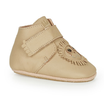 Chaussures Enfant Chaussons Easy Peasy KINY LION Beige