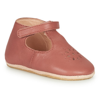 Chaussures Enfant Chaussons Easy Peasy LILLYP Rose