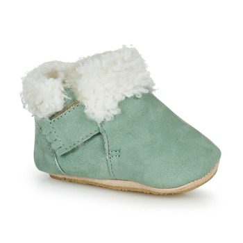 Chaussures Enfant Chaussons Easy Peasy FOUBLU MOU HARBOR GREY MOU/PATIN