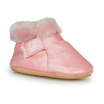 Chaussures Enfant Chaussons Easy Peasy FOUBLU Rose