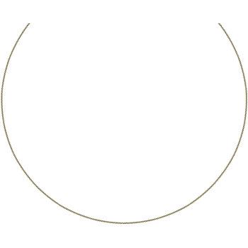 Montres & Bijoux Femme Colliers / Sautoirs Cleor Collier  en Or 375/1000 Jaune Jaune