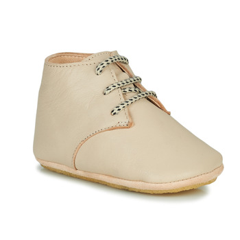 Chaussures Enfant Chaussons Easy Peasy BLABLU Beige