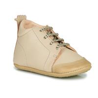 Chaussures Enfant Chaussons Easy Peasy IGO B MOU SAND SHELL MOU/PRE-MARCHE
