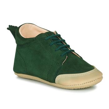Chaussures Enfant Chaussons Easy Peasy IGO B MOU NUB SAPIN MOU/PRE-MARCHE