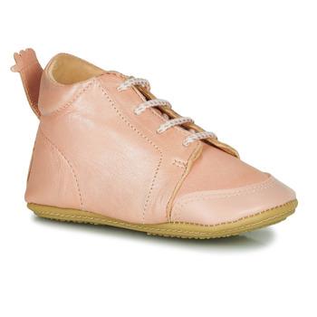 Chaussures Enfant Chaussons Easy Peasy IGO B MOU ROSE BABA MOU/PRE-MARCHE