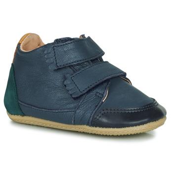 Chaussures Enfant Chaussons Easy Peasy IRUN B MOU DENIM MOU/PRE-MARCHE