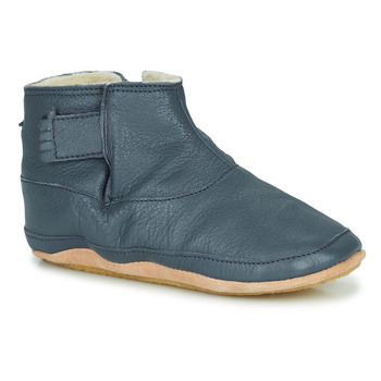 Chaussures Enfant Chaussons Easy Peasy BOOBOOTIES Bleu