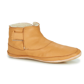 Chaussures Enfant Chaussons Easy Peasy BOOBOOTIES Marron