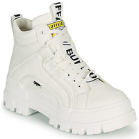 Chaussures Femme Boots Buffalo ASPHA NC MID Blanc