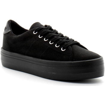 Chaussures Femme Baskets basses No Name plateforme sneakers Noir