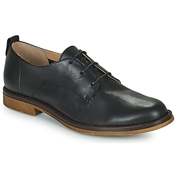 Chaussures Femme Derbies San Marina MASSILIA Noir