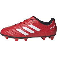 Chaussures Enfant Football adidas Originals Chaussures Copa 20.4 Fg rouge