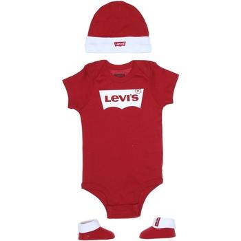 Vêtements Garçon Ensembles enfant Levi's Ensemble Bébé logotypé Rouge