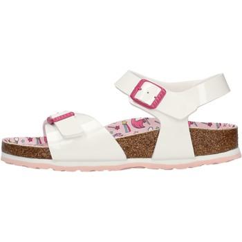 Chaussures Garçon Sandales et Nu-pieds Birkenstock - Rio bianco 1018864 BIANCO
