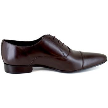Chaussures Homme Richelieu J.bradford JB-BREMEN MARRON Marron