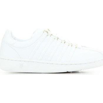 Chaussures Femme Baskets basses K-Swiss Classic VN Blanc