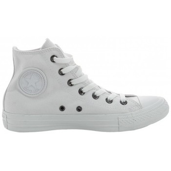 Converse CT All Star Canvas Hi Monochrome Blanc - Chaussures Basket montante