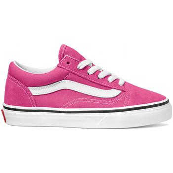 Chaussures Enfant Chaussures de Skate Vans Old skool Violet