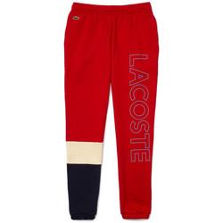 Vêtements Homme Pantalons de survêtement Lacoste Pantalon de Rouge