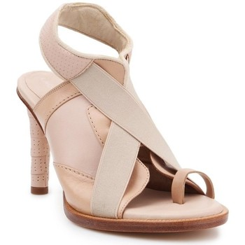 Chaussures Femme Sandales et Nu-pieds Lacoste 725FSW0000A75 Beige