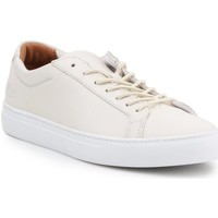 Chaussures Homme Baskets basses Lacoste 735CAM0159001 Beige
