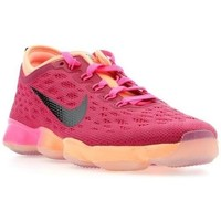 Chaussures Femme Baskets basses Nike Zoom Fit Agility Rose
