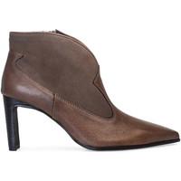 Chaussures Femme Bottines Paco Gil OLIVIA Marron