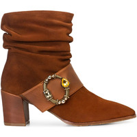 Chaussures Femme Bottines Paco Gil ROCIO Marron