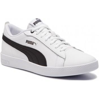 Chaussures Femme Baskets basses Puma SMASH WNS V2 L Noir