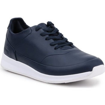Chaussures Femme Baskets basses Lacoste 7-32CAW0115003 granatowy