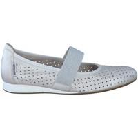 Chaussures Femme Ballerines / babies Mephisto Ballerines cuir BILLIEPERF Blanc