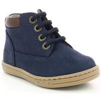 Chaussures Enfant Boots Kickers Tackland (28-36) MARINE