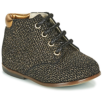 Chaussures Fille Baskets montantes GBB TACOMA Doré