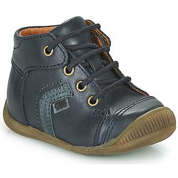 Chaussures Garçon Baskets montantes GBB GARY Bleu