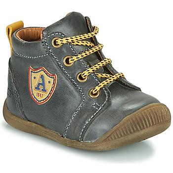 Chaussures Garçon Baskets montantes GBB EDWIN Gris