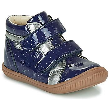 Chaussures Fille Baskets montantes GBB EDEA Bleu