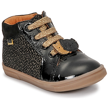 Chaussures Fille Baskets montantes GBB CHOUBY Noir