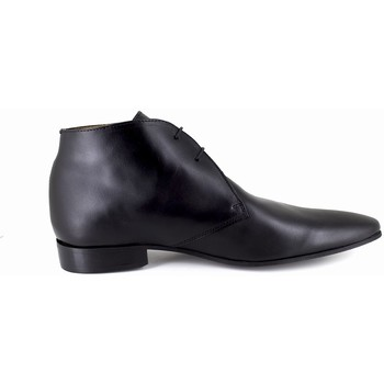 Chaussures Homme Boots J.bradford JB-DOCATTI NOIR Noir