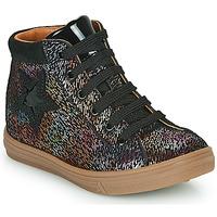 Chaussures Fille Baskets montantes GBB TADEA Multicolore